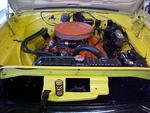 rebuilt motor back in car