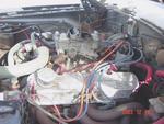 650CFM Holley 4011; Hooker Super Comp Headers; M/T aluminum valve covers