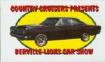 BERVILLE CAR SHOW MAGNET1