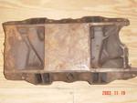Factory iron small-block 4-bbl intake #3671918