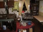 Bruno's engine shop is open