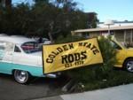 Golden State Rods Banner
