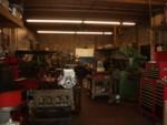 More of the engine rebuild shop