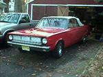 1966 Dart 270 Convertible