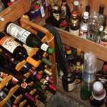 Bar bottles 003