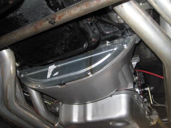 New lock up torque convertor.