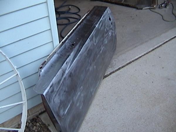 Stripped Door 3