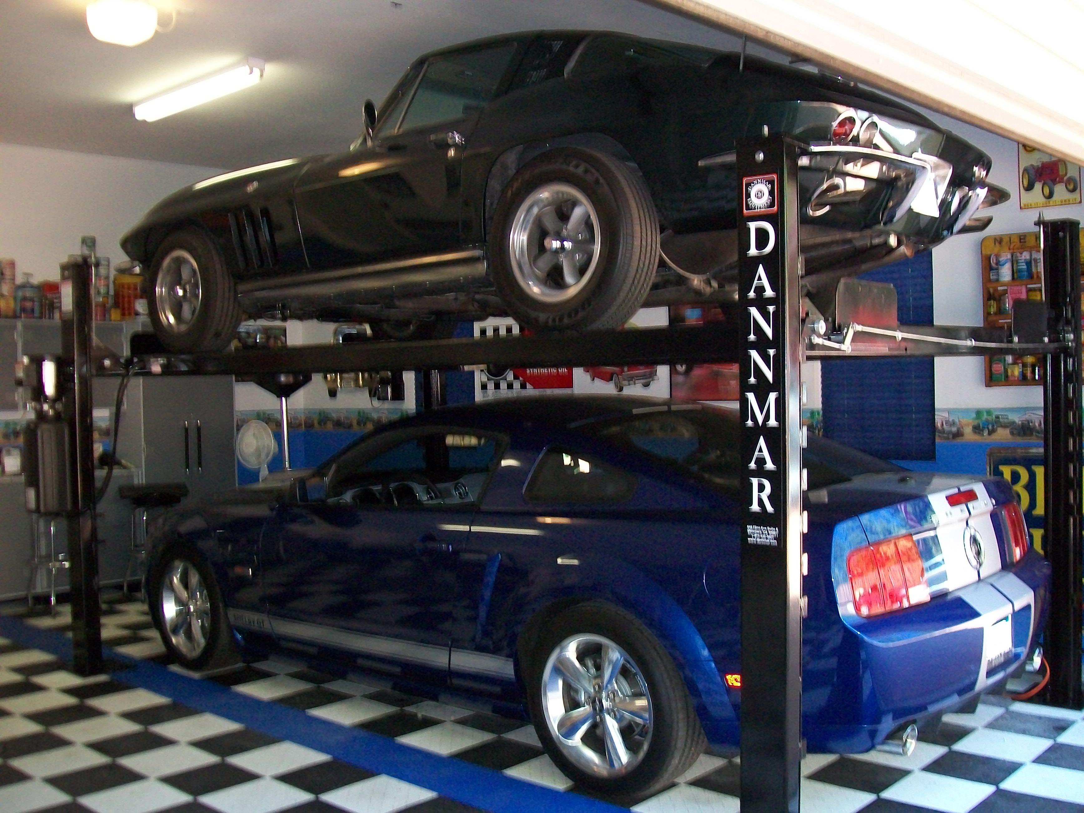 side garage door openerGallery 2  Garage door track conversion and side mounted opener
