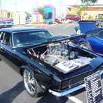 Rocklin Harbor Frieght car show. 007