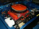 John rebuilt the 440 four barrel engine to stock specs.