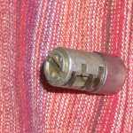 RR glove box lock 008