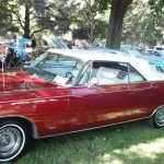 Larry DeAlba's 1970 Chrysler 300.