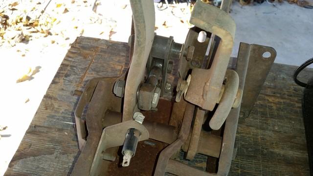 clutch pedal3